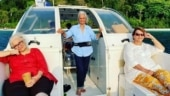 Waheeda Rehman, Asha Parekh and Helen live their Dil Chahta Hai moments in Andaman