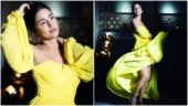 Hina Khan in yellow dress is simply breathtaking in new photoshoot for Patthar Wargi