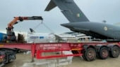 How IAF, Navy have pressed transport planes, ships to bring Covid relief to India