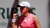 French Open 2021: Birthday girl Iga Swiatek launches title defence with straight-set win