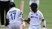 Cheteshwar Pujara batted like an Australian in the Gabba Test: Australia opener Marcus Harris