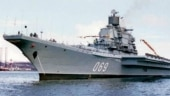 Minor fire on board INS Vikramaditya, all personnel safe
