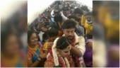 SpiceJet crew derostered after video of mid-air wedding goes viral, airline to lodge complaint