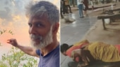 Milind Soman asks Raipur woman to do push-ups for selfie, gets floored by her fitness