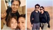 Nawazuddin, his son Yaani celebrated their birthdays over video call, reveals wife Aaliya