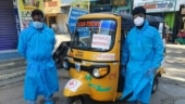 Angels in disguise: Chennai youngsters equip auto-rickshaws with oxygen to assist Covid patients in distress