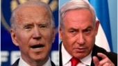 Biden speaks to Israeli PM Netanyahu hours after air bomb destroys offices of media outlets in Gaza