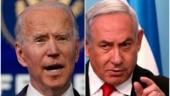 Biden urges 'de-escalation', Netanyahu says will press on with Gaza attacks