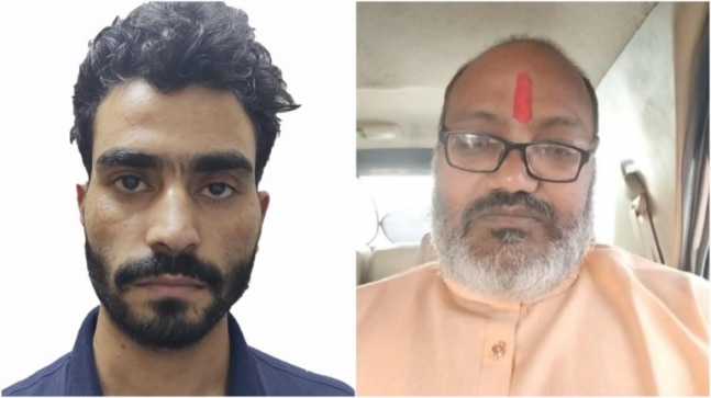 Jaish operative arrested in Delhi with saffron clothes, was planning to kill Dasna priest Yati Narsinghanand