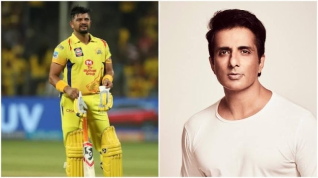 Sonu Sood helps Suresh Raina by arranging oxygen cylinder for his aunt: Reaching in 10 minutes - India Today