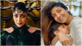 Shilpa Shetty destroys Covid-19 as Hela in video made by son Viaan. Watch