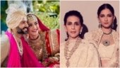 Rhea, Sunita wish Sonam Kapoor and Anand Ahuja on 3rd wedding anniversary