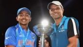 Rahul Dravid used to join us for dinner during 2018 U-19 World Cup but we were scared of him: Prithvi Shaw