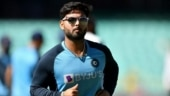 Watch: Rishabh Pant does handstand push ups as India star works out in lead up to England tour