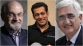 Salman Rushdie says I'm Salman Khan after getting slammed for Salman Khurshid's tweet. Viral