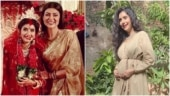 Bua-to-be Sushmita Sen cannot wait to hold Charu Asopa and Rajeev Sen's first child