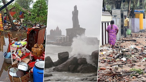 Cyclone Tauktae LIVE Updates: 4 dead in Karnataka, 73 villages affected; heavy damages reported in Goa