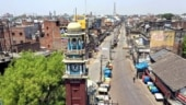 Picture of the day: Empty streets of UP during three-day lockdown