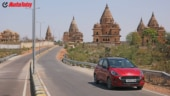 Discovering Orchha ft. Hyundai Grand i10 Nios Turbo- Magnificent India