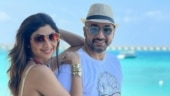 Shilpa Shetty gets an adorable wish from husband Raj Kundra on 46th birthday. See post