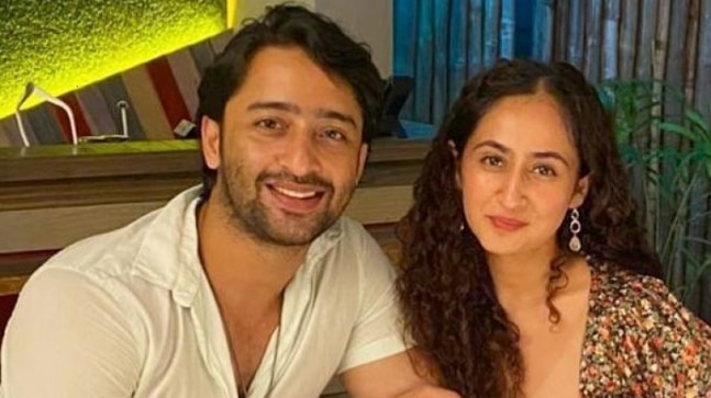 Shaheer Sheikh, wife Ruchikaa expecting their first child? Actor reacts