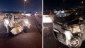 Cab driver killed in road accident on Barapullah flyover in Delhi, police constable held