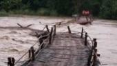 Over 3,000 affected, 22 villages submerged after incessant rains in Assam's Lakhimpur
