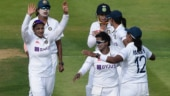 England vs India Women's Test: Sneh Rana, Deepti Sharma turn things in India's favour on Day 1