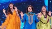 Neetu Kapoor grooves with Shilpa Shetty and Geeta Kapur on Super Dancer Chapter 4