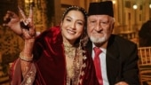 Gauahar Khan pens sweet note for late dad on Father's Day, says you are with me