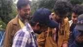Babil Khan drops old pics with dad Irrfan, wishes he was here to witness his hard work