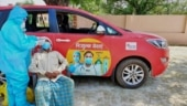 Aaj Tak's mobile Corona clinics connect rural India to doctors during month-long initiative