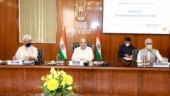 Amit Shah chairs meet on J&K with NSA, heads of R&AW, IB and CRPF