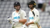 1st Test, Day 1: Devon Conway's record century keeps New Zealand on top against England