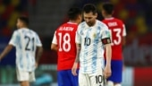 2022 FIFA World Cup Qualifiers: Alexis Sanchez cancels Lionel Messi penalty as Chile hold Argentina