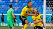 Euro 2020: Emil Forsberg penalty fires Sweden to 1-0 win over Slovakia in St Petersburg