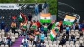 WTC Final: Fans sing 'Sandese Aate Hai' song from 'Border' movie at Southampton's Rose Bowl