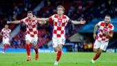Euro 2020: Luka Modric fires Croatia into Round of 16, England beat Czech Republic