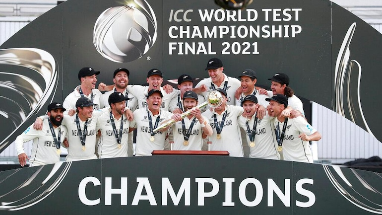 WTC Final: New Zealand crowned World Test Champions after Kyle Jamieson, Tim Southee heroics vs India - Sports News