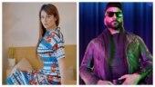 Shehnaaz Gill produces brother Shehbaz's lyrical video Aag Lagi Hai. Song out now