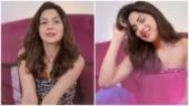Shehnaaz Gill welcomes Mumbai Rains in tube top. Fans say beautiful