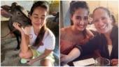 Tiger Shroff's mom Ayesha has a heartfelt birthday wish for Disha Patani. See post
