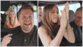 Friends cast sing theme song I'll Be There For You with James Corden. Watch