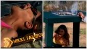 Khatron Ke Khiladi 11 stunt leaves Nikki Tamboli in tears. Watch new promo