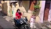 Odisha girl drops out of college, joins Zomato delivery to support family during lockdown