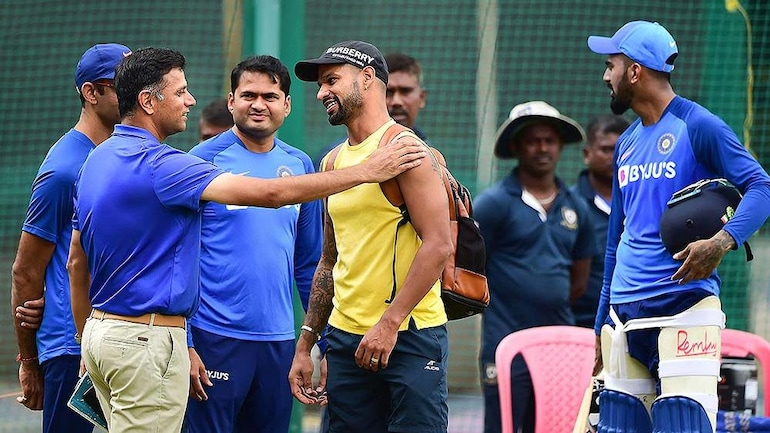 India tour of Sri Lanka: Won't be possible to give everyone an opportunity,  says coach Rahul Dravid - Sports News