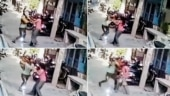 22-year-old beats, robs woman of her mobile phone in Delhi's Sultanpuri, arrested | Watch