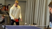 WTC Final: New Zealand cricketers play table tennis as rain continues to delay start of Day 4