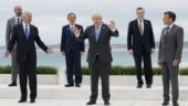 G7 leaders take on China and plan to stop new pandemics