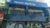 Honda Motorcycle & Scooter India opens new BigWing dealership in Delhi